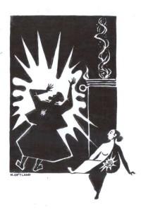 Zacharias en de engel
