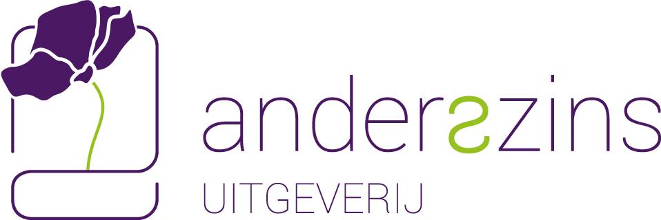 Anderszins Uitgeverij logo 100%